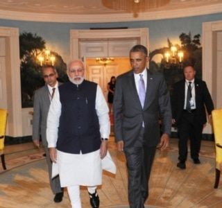 EUA e Índia prometem ampliar parceria estratégica e se tornar 'modelo para o mundo'