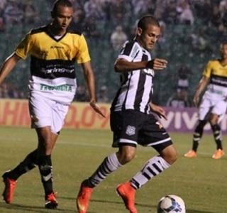 Figueirense e Criciúma empatam em duelo catarinense