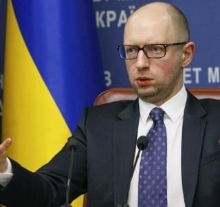 Premiê da Ucrânia descarta negociação direta com separatistas pró-Rússia