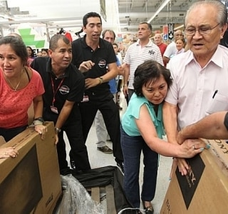 Black Friday brasileira dá descontos de 21%