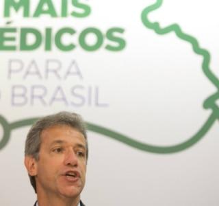 Ministro da Saúde Arthur Chioro