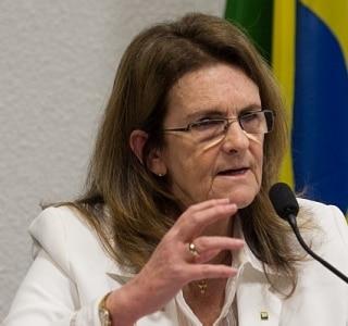 Graça é barreira de proteção para Dilma