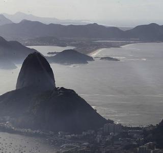 Frente fria faz Rio de Janeiro entrar em estágio de atenção