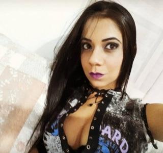 Núbia Ribeiro/Facebook