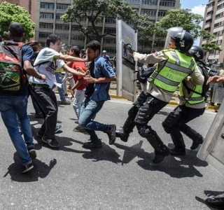AFP/ Juan Barreto
