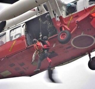 AFP/4ªDivisão de Resgate Terrestre do Japão