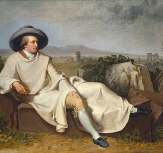 Em autobiografia, Goethe reflete sobre sua vida e obra