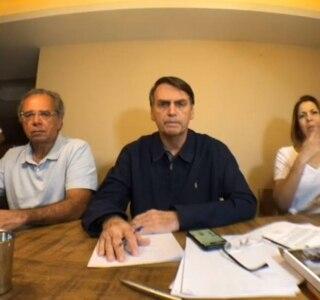 Facebook/Jair Bolsonaro