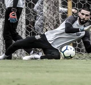 Resultado de imagem para Vanderlei projeta alcançar 'gordura boa' para o Santos ficar na ponta da tabela