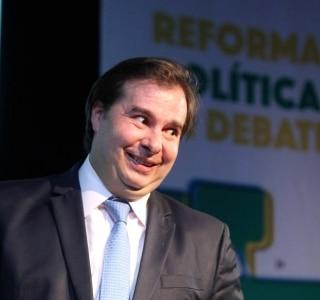 'DEM terá candidato a presidência', afirma Rodrigo Maia