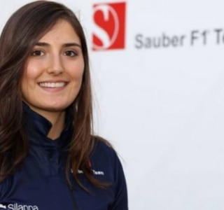 Site oficial da Sauber