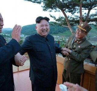 North Korea's Korean Central News Agency (KCNA)  via REUTERS