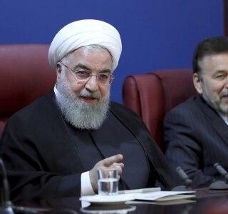 Iranian Presidency Office / AP