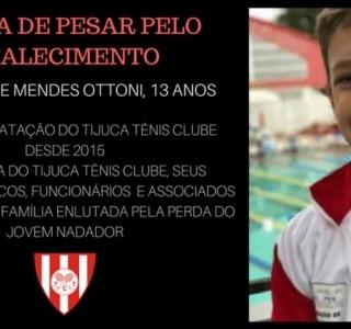 Tijuca Tênis Clube/ Divulgação