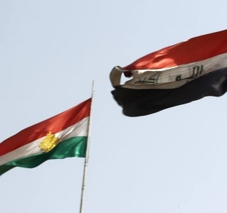 AFP PHOTO / AHMAD AL-RUBAYE