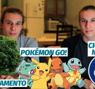 Game Pokémon GO é o destaque do 'Lado A, Lado B'