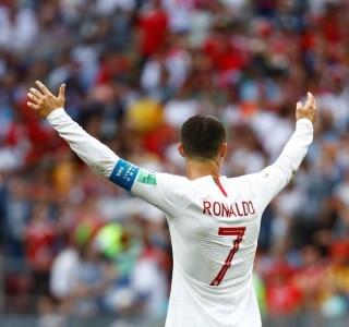 'Muito feliz', Cristiano Ronaldo contém euforia ao mirar vaga e ponta do Grupo B
