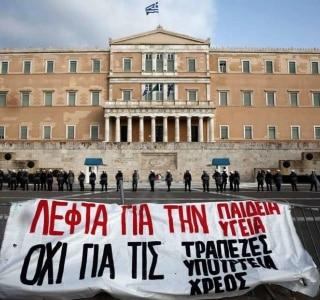 Yorgos Karahalis/Reuters