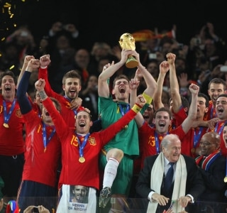 Espanha derrota a Holanda e é campeã mundial pela primeira vez na ... f357a49af8228