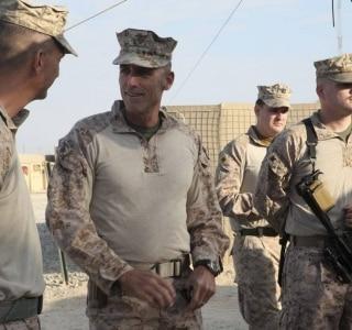 Sgt. Keonaona C. Paulo/U.S. Marine Corps/Handout via Reuters