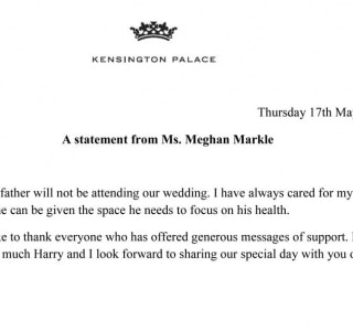 Kensington Palace via AP