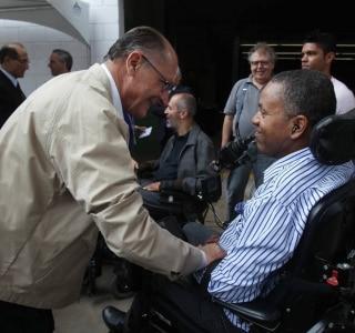 Lapa vai ter centro de reabilitação para cegos