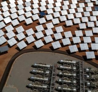 Energia eólica e solar ou reatores nucleares?