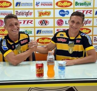 Thomaz Jannuzzi/Grêmio Novorizontino