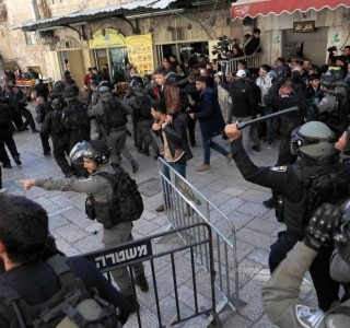 Ahmad Gharabli/AFP