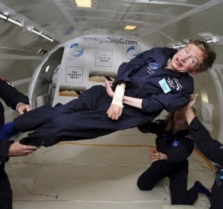 REUTERS/Zero-Gravity Corporation
