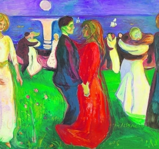 Fotos Artists Rights Society (ARS) ©Munch Museum