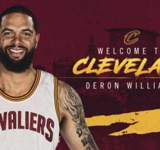 Divulgação/Cleveland Cavaliers