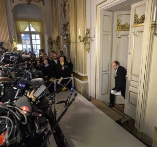 Reuters/Anders Wiklund/TT News Agency