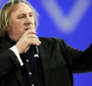 Depardieu diz ter se tornado ator poque não queria trabalhar, mas viver