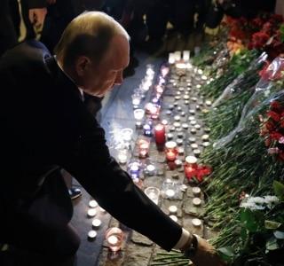 Homem-bomba foi responsável por explosão em metrô de São Petersburgo, diz agência russa