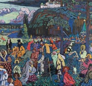 Historiador explica a formação da Rússia por meio de sua arte