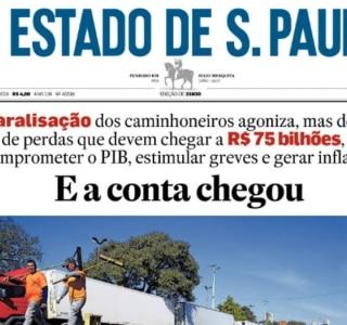 'Estadão' libera acesso à edição digital