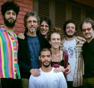 Com Keiton & Kledir, família Ramil une talentos e faz show em São Paulo