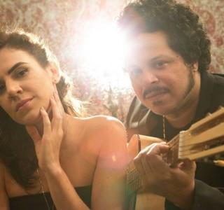 Mariana Aydar registra composições do artista plástico Nuno Ramos em novo disco