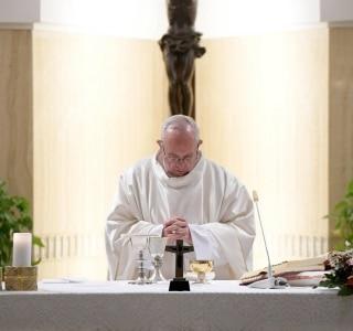 L'Osservatore Romano/AP
