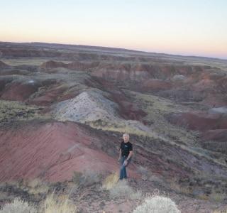 Kevin Krajick/Lamont-Doherty Earth Observatory
