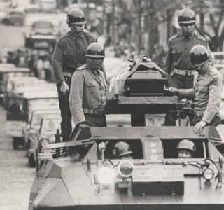 ROLANDO/ ESTADÃO - 27/6/1968