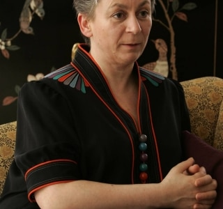 Anne Enright. Foto: REUTERS/Bobby Yip (CHINA)