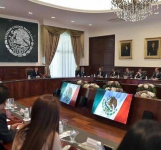 Presidência do México/Divulgação