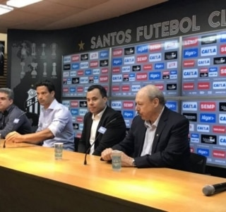 Twitter / Santos FC
