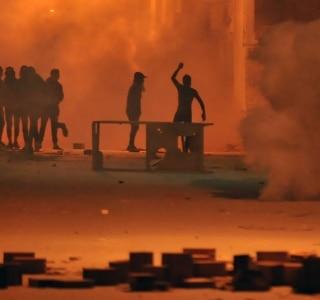 AFP PHOTO / Sofiene HAMDAOUI