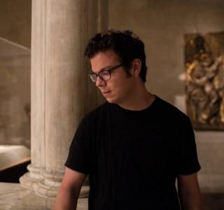 Ben Lerner, no Metropolitam Museum of Art, em Nova York, em agosto de 2014. Foto: Jake Naughton/The New York Times