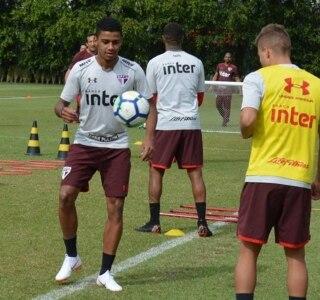 Felipe Espíndola/São Paulo FC