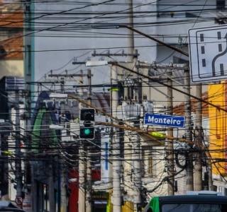Enterramento de fios deve causar transtorno, mas melhorar sistema