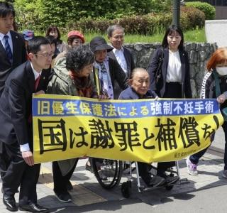Daisuke Tanaka/Kyodo News via AP